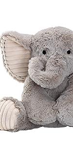 Jungle Safari Plush Elephant