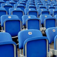 stadium seat cushion
