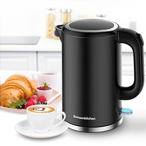 1.7L British Strix Control Double Wall Electric Kettle
