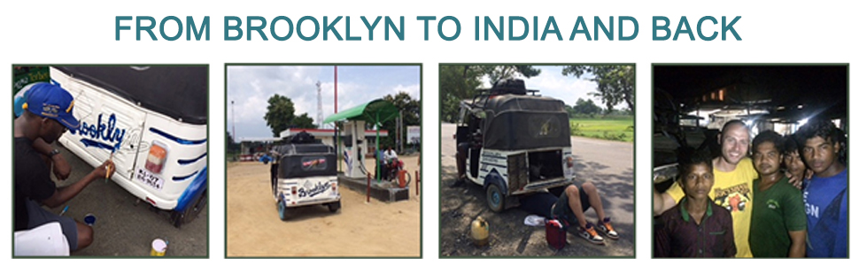 From Brooklyn To India And Back