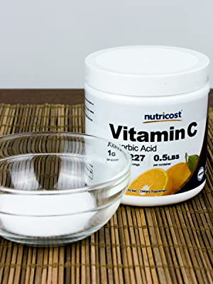 Nutricost Vitamin C