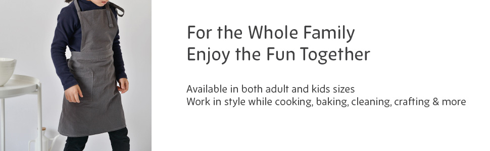 For the whole family. Enjoy the fun together