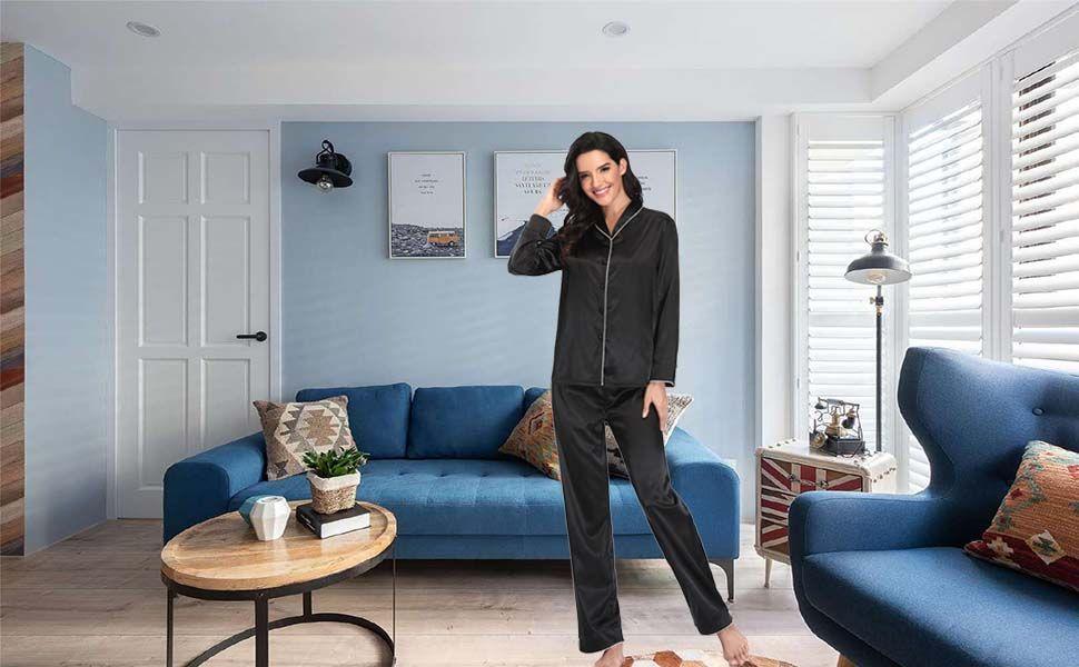 Living Room with Pajamas