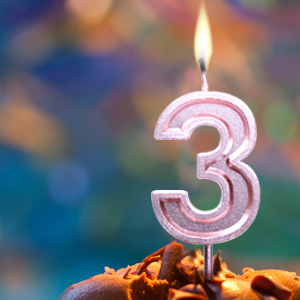 number candles for cake