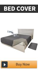 waterproof bed cover