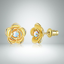 Hypoallergenic Earrings for Sensitive Ears