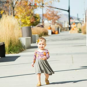 Toddler Girl Thanksgiving Oliver Dresses