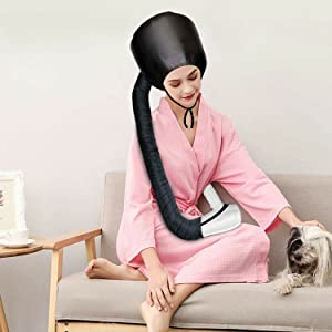 hand free Hair Dryer Head Cover