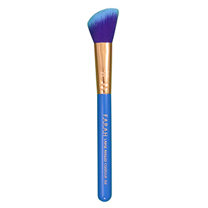 30F: Luxurious Large Angled Contour Brush