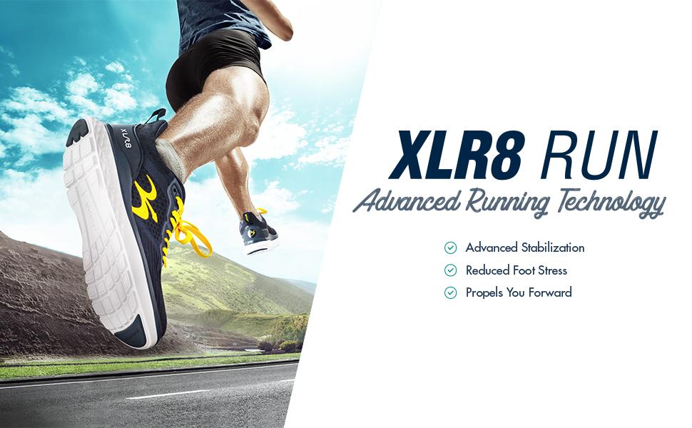 XLR8 Banner