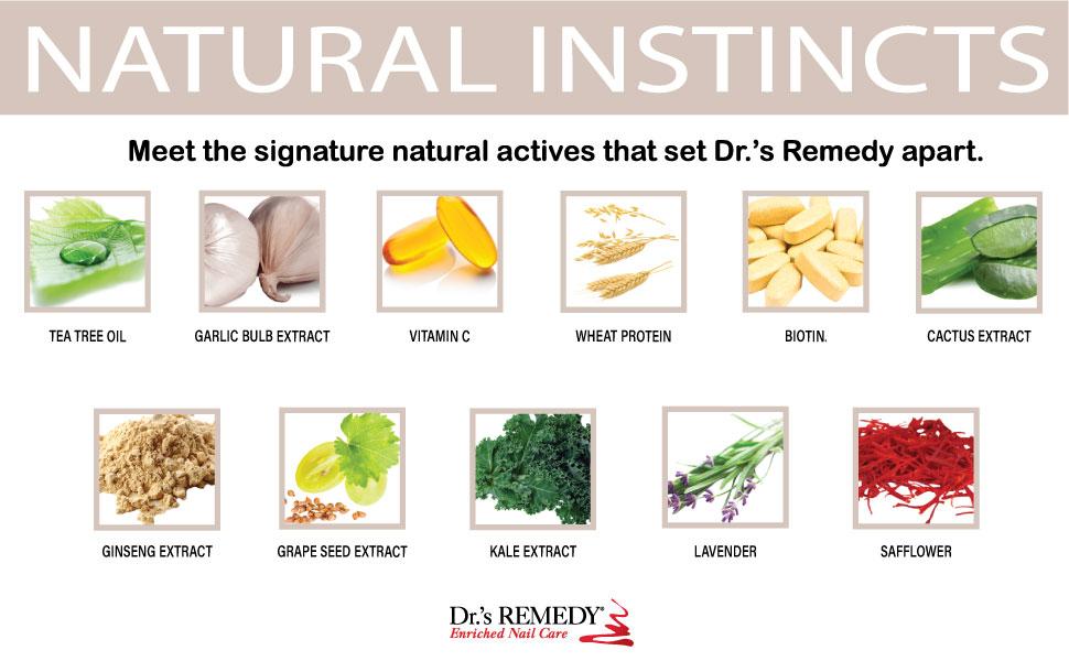 Dr. Remedy Nail Polish