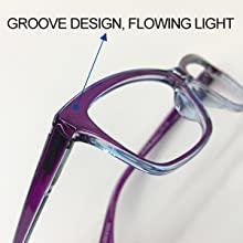 stylish groove design