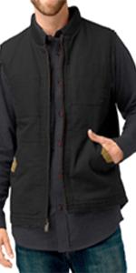 Venado Canvas Vest Concealed Carry