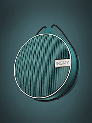 shower speaker teal