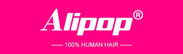 Alipop Water Wave Lace Front Wig