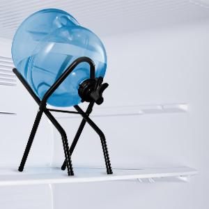 Brio Water Black Stand Dispenser Valve Spigot Kitchen