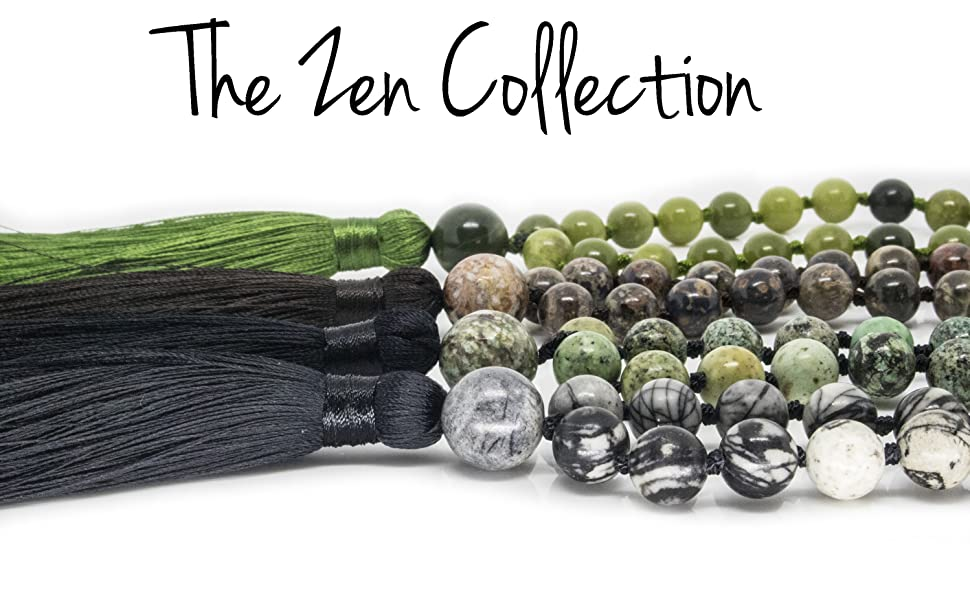 The Zen Collection by MeruBeads