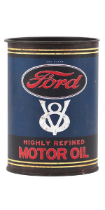 ford oil can