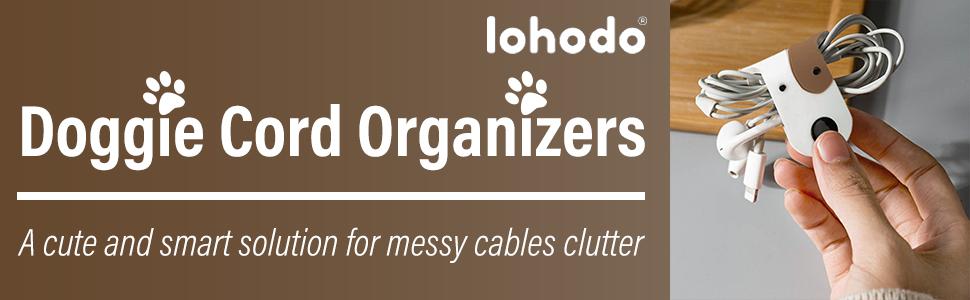 doggie cord organizers