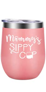 mommy's spilly cup