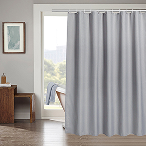 Long Size Shower Curtain