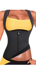 Sweat Neoprene Sauna Sweat Waist Trainer