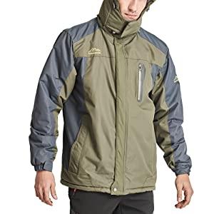 skiing snowboarding hiking hunting camping casual jackets coats outwear men