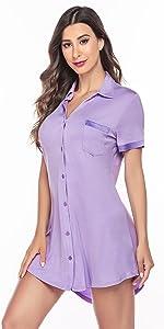button nightshirts