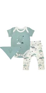 finn and emma, organic baby clothes, baby gift, disney, dumbo, onesie, bib, infant pants, newborn