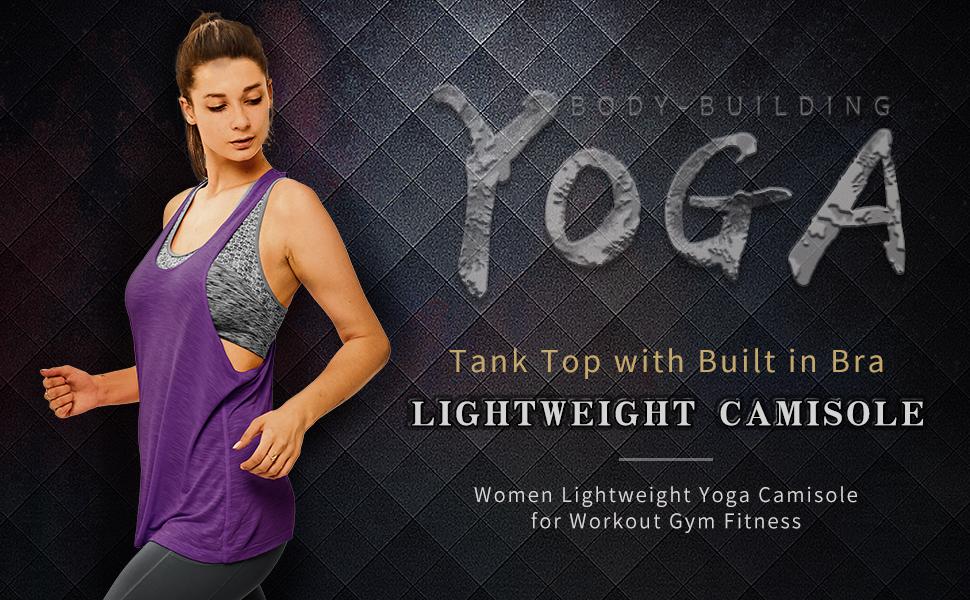 yoga tank