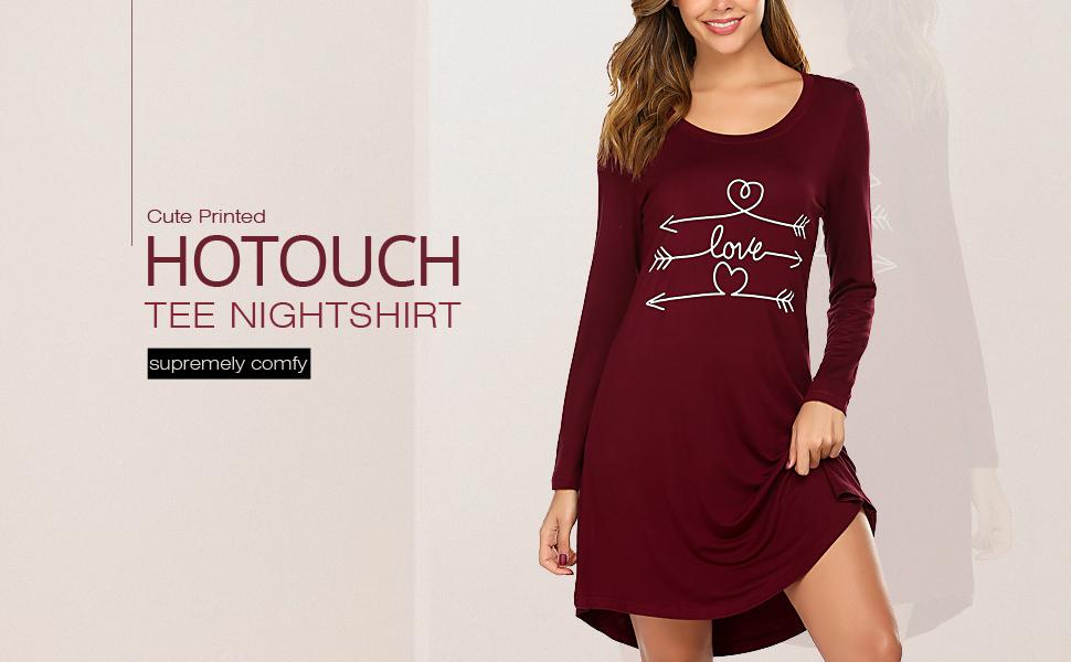 night shirt