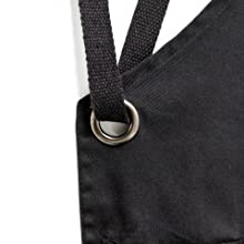 BBQ apron barbecue grill professional chef flag cross back comfortable high quality