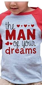 boys valentines day shirt
