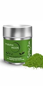 Matcha Moon Spring Zen authentic ceremonial grade organic Japanese tea