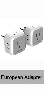 adapter for Europe