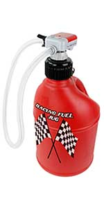 "TRFA01-XL 4 ""AA"" Battery Powered Racing Fuel Fuel Transfer Pump"
