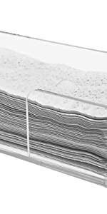 Marketing Holders Hand Towel Holder Napkin or Tissue Holder
