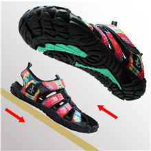 Womens Mens Outdoor Slip on Beach Athletic Water Sneakers Shoes Quick Dry Swim Sandals