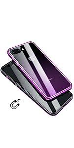 Glass case for iphone 7 plus 8 plus