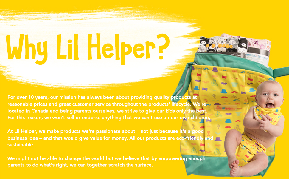 Why Lil Helper Dry / Wetbag