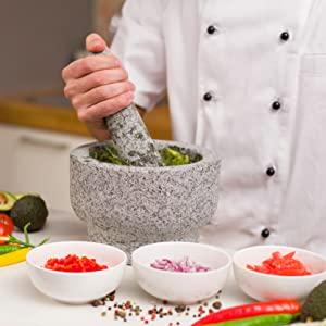 grinding ingredients