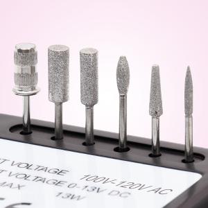 nail drill bits holder