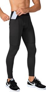 lavento men's compression leggings tights