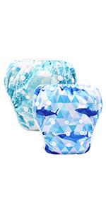 reusable water diapers