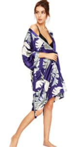 Palm Leaf Robe
