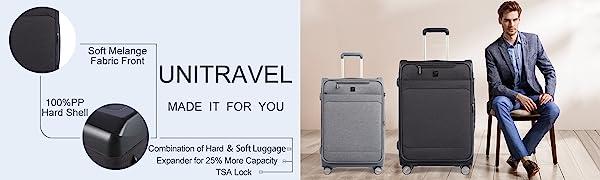 Unitravel Business Suitcase