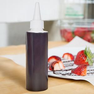 plastic squeeze bottle