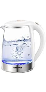 electric kettle glass