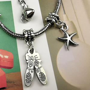 tiny key charm tiny key necklace tiny vharms tiny unicorn keychain