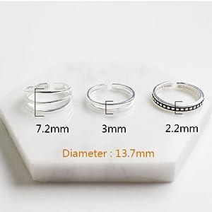 Open Cuff Toe Ring